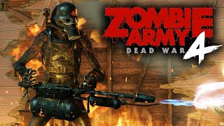 Zombie Army: Dead War 4 - CRAZY Zombie SURVIVAL Game!