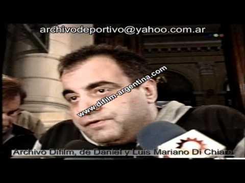DIFILM Agresion a Jorge Lanata - 1997