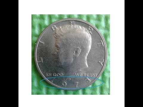 Nice, Valuable 1973 D Doubled Die Half Dollar