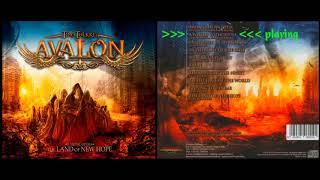 Timo Tolkki's Avalon - The Land Of New Hope - Full album 2013
