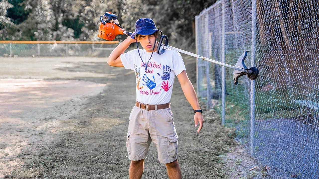 Types of Baseball Dads
