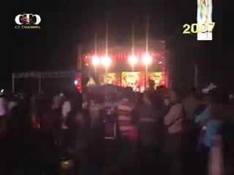 Tahun Baru 2006-2007 Di Bandung