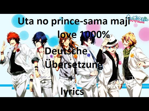 Uta no★prince-sama maji love♪1000% Endinng (Deutsche Übersetzung + lyrics)