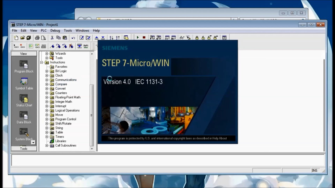 Siemens Step7 MicroWin V4038 64 32 Bit Full Install 1 Min With Files
