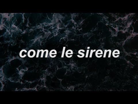 Lazza - Come Le Sirene