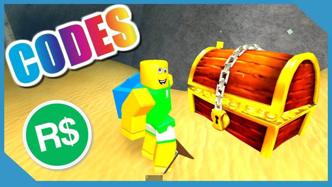 All Codes In Treasure Hunt Simulator Roblox Treasure Hunt