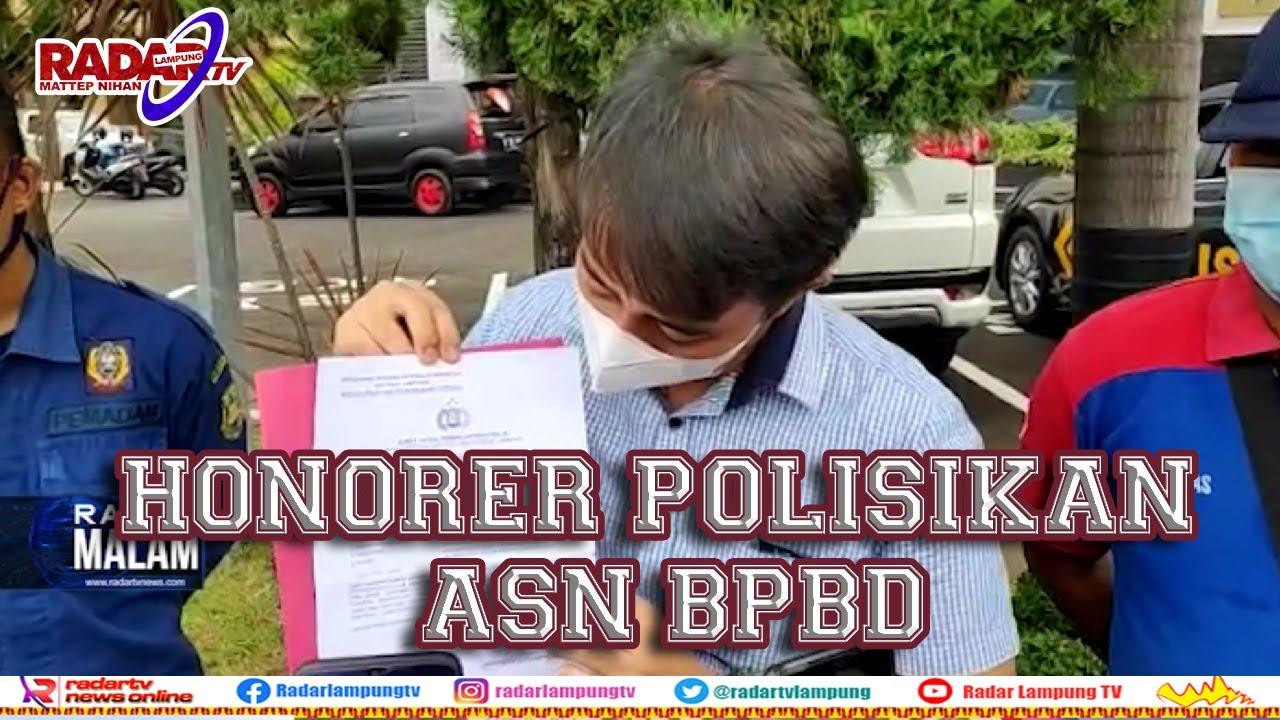 Download 18 Honorer Polisikan ASN BPBD, Polisi Selidiki Penggelapan Dana Pinjaman