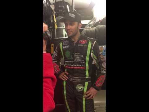 Bryan Clauson --- Susquehanna Speedway Park on 6-12-16