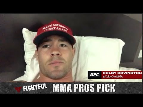 MMA Pros Pick - Eddie Alvarez vs. Dustin Poirier 2 (UFC on FOX 30)