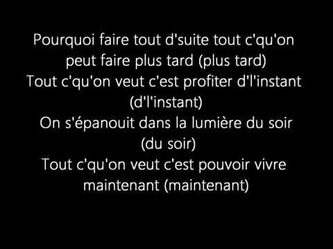 Orelsan - La Terre est ronde (Paroles)