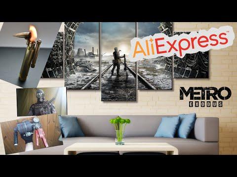 🔥Супер товары Metro Exodus на Aliexpress! 🤑 | Где купить зажигалку из Метро?! 💥