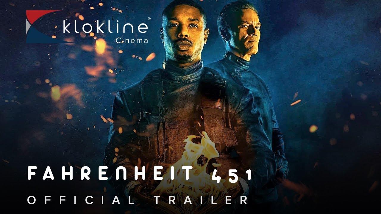 Fahrenheit 451 Trailer Deutsch
