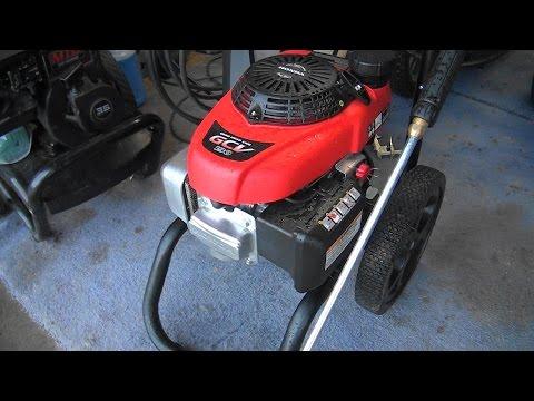 Honda Gx390 Pressure Washer Oil Change Clean Pro Exte