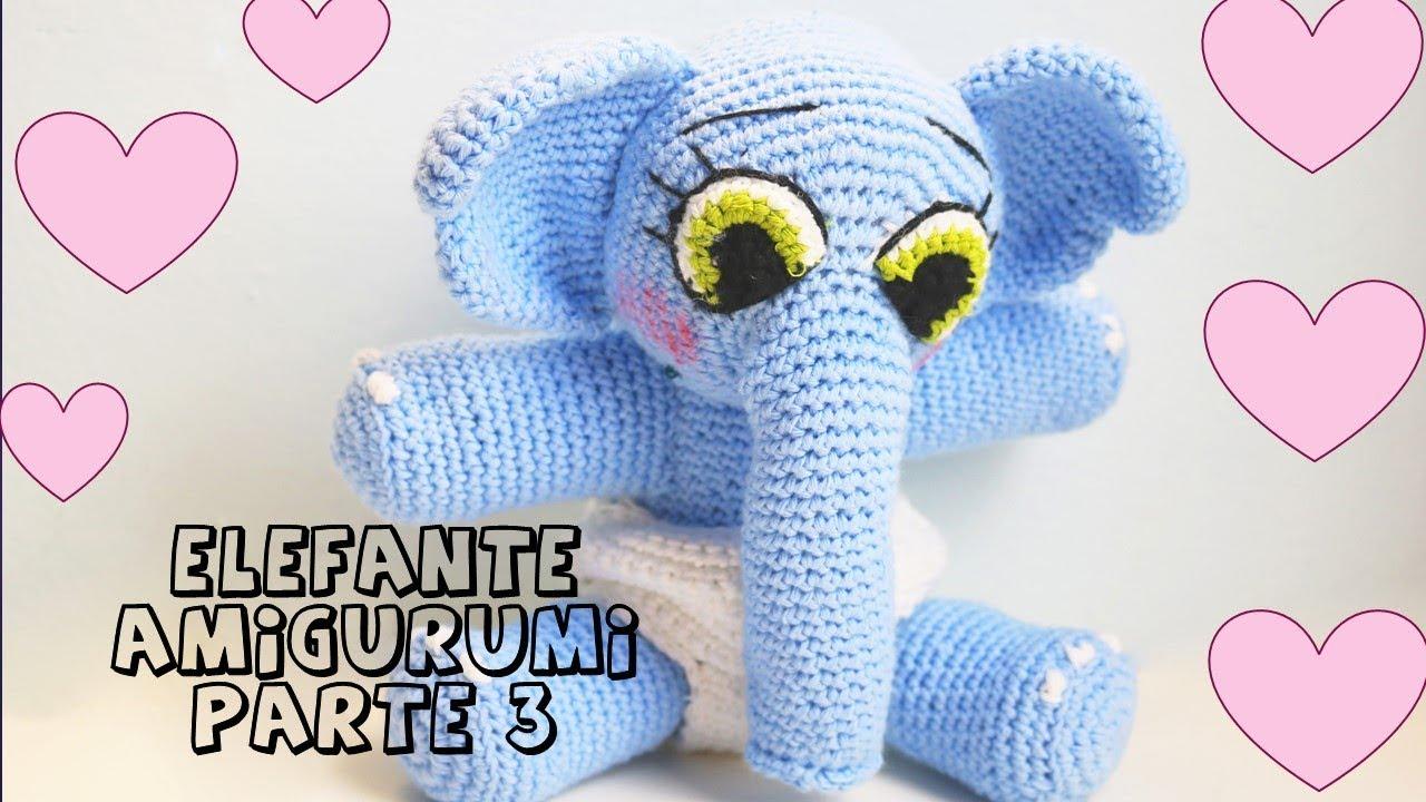 Sonajero elefante crochet | Crochet, Crochet amigurumi, Crochet hats | 720x1280
