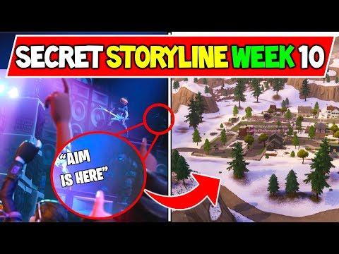 *NEW* FORTNITE SECRET STORYLINE SOLVED?!