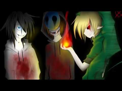 [CREEPYPASTA tribute] - For your entertainment ♥MV♥