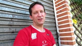 Ulysses Bertholdo   Após SS1   Rally de Pomerode 2016