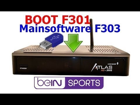 boot f301 atlas hd 200s