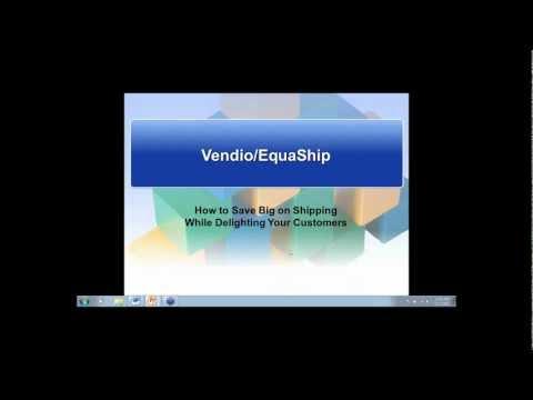 How to Save Big on Shipping using EquaShip with Vendio