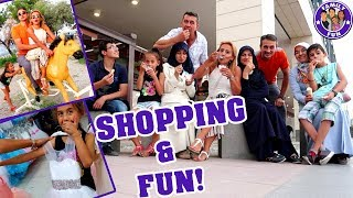 SHOPPING AND FUN TÜRKEI KÜTAHYA Vlog #114 FAMILY FUN ON TOUR