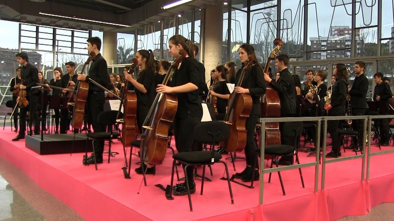 Conservatorio juan crisostomo de arriaga bilbao orquesta - Conservatorio musica bilbao ...