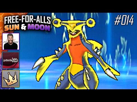Pokémon Sun & Moon FFAs #014 Feat. ShadyPenguinn, JoeyPokeaim & Nipps!!