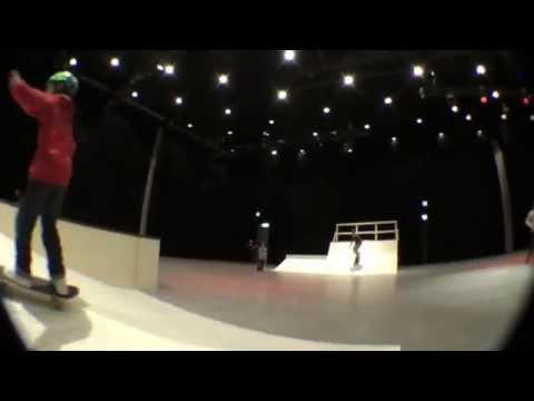 Artipelag skate-session Dec 2012 for ripperschoice...