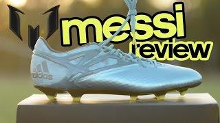 Adidas MESSI15.1 Review   Footballerz Italy