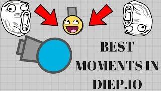 BEST CLIPS IN DIEP.IO HISTORY!!!-Promo for Matthew Rigaud