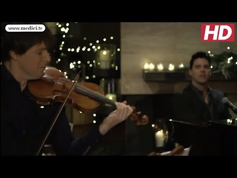 Musical Gifts from Joshua Bell & friends - I'll Be Home For Christmas (with Frankie Moreno)