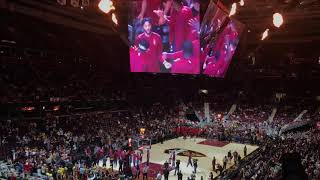 Cleveland Cavaliers 2017-2018 Player Introduction