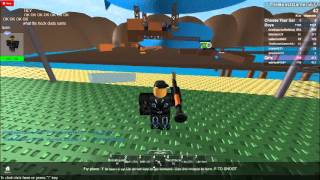 Roblox - A Bit Of Trolling