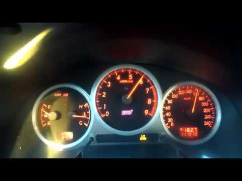 Subaru impreza wrx sti 1.5Bar GT30 top Speed Part 2 - YouTube