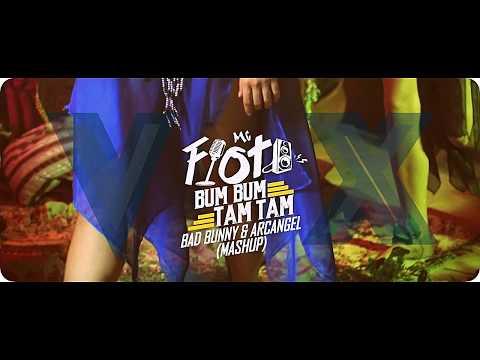 Bad Bunny & Arcangel - Bum Bum Tam Tam (MC Fioti)