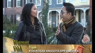 Kos-Kosan Anggota DPR Amerika (Bagian 3) - Warung VOA Februari 2012