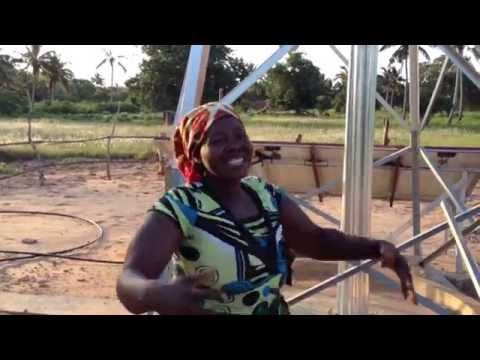 DIY Solar Pump: Mozambique-Chidenguele PUMPMAKERS