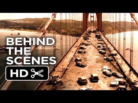 The Book of Eli BTS - Apocalyptic San Francisco (2010) - Denzel Washington, Mila Kunis Movie HD