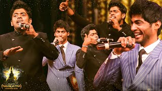 Sandy & Tharshan's LIVE We Are The Boys Performance On Stage! | Galatta Nakshatra Awards 2019