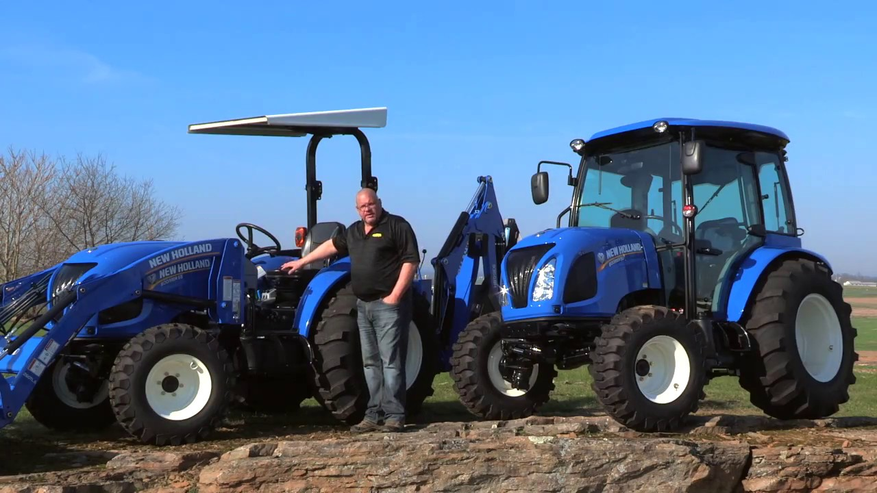 The Ultimate Power Tool - Boomer Compact Tractor Overview