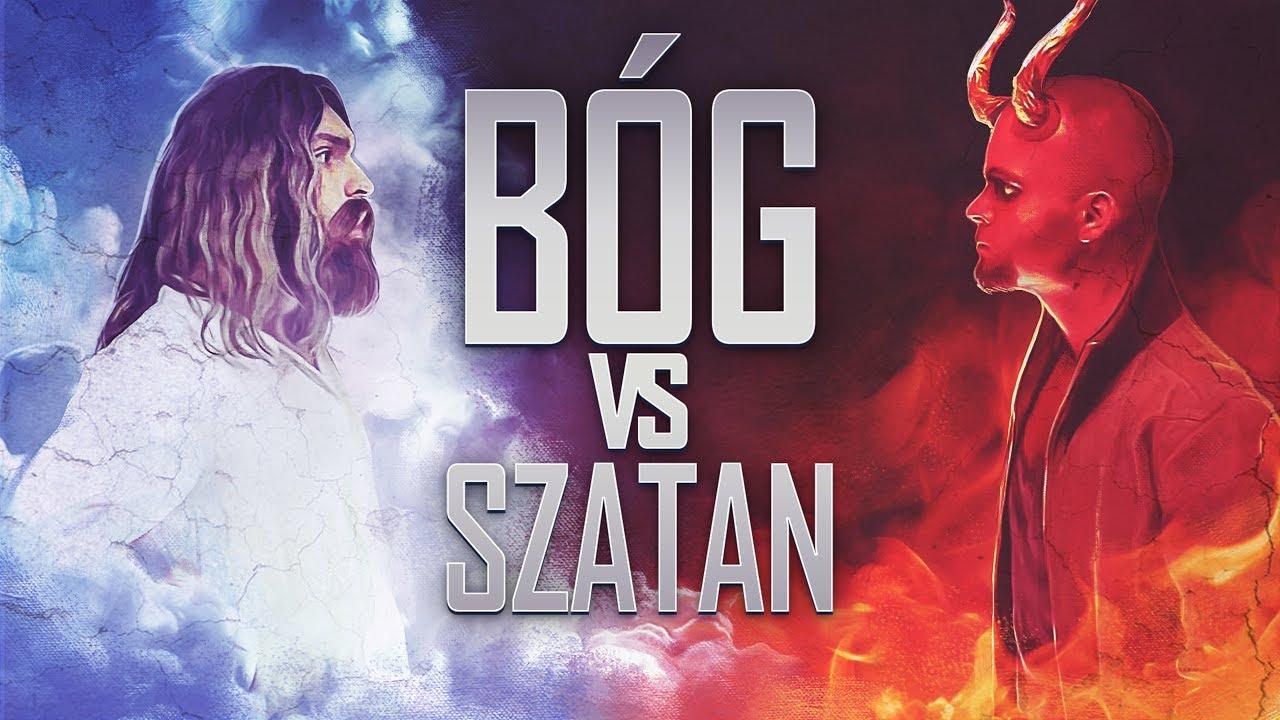 """Wielkie Konflikty - odc. 25 """"Bóg vs Szatan"""" (Rafał vs Sławek)"""