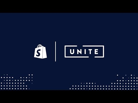 Today: Shopify Merchants and Consumers  // Satish Kanwar (Shopify Unite 2017)