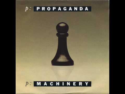 Propaganda - P : Machinery (Analogue Variation)