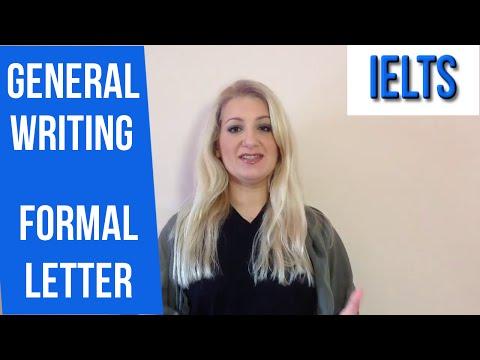 Gallery Gallery IELTS General Writing Test