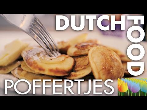 Traditional Dutch Food | Poffertjes Recipe - Holland Holiday