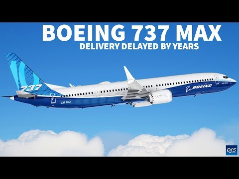 Boeing 737 MAX Sees Delivery Delayed by Airline