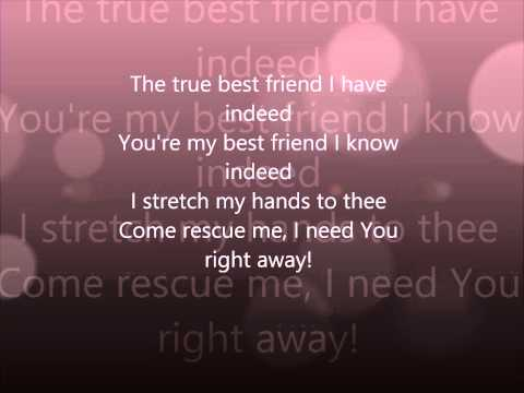 Smokie Norful I Need You Now Lyrics w Music