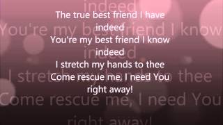 Smokie Norful- I Need You Now Lyrics w/ Music