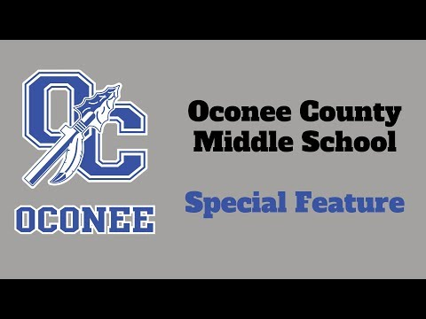 Oconee County Middle School Feature