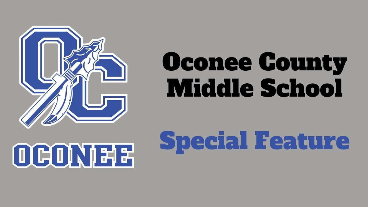 Oconee County Middle / Homepage