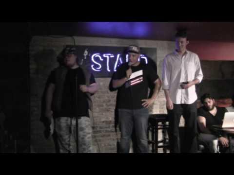 The RoastMasters 6.28.16 Main Event: Zac Amico Vs. J.P. McDade